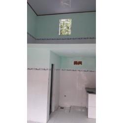 Cho thuê  phòng trọ Củ chi   mới xây gác đúc thật chợ Hòa Phú đối diện phim trường HTV TP HCM.