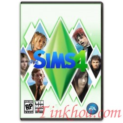 ĐĨA GAME THE SIMS 4
